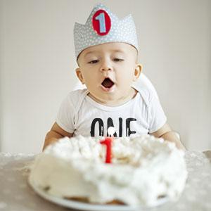 Cute Child Birthday