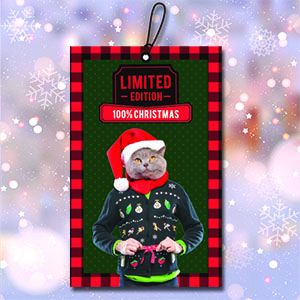 Limited Edition 100% Christmas