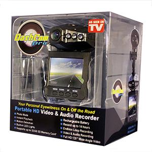 dashcam pro hdmirrorcam hd mirror cam rearview camera car recorder as seen on tv