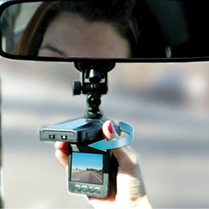 hdmirrorcam dashcam pro as seen on tv dashboard recorder camera rearview mirror car cam n
