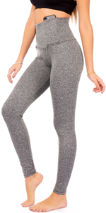 Thick High Waist Tummy Compression Slimming Support Leggings with Pocket  Plus Size control 2x 3x