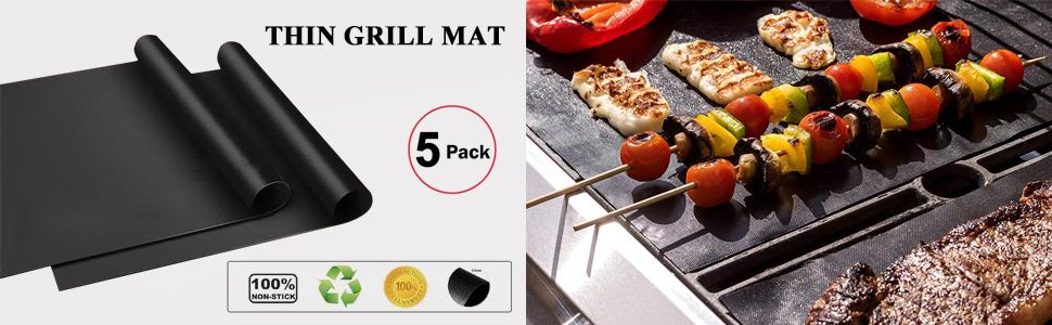 grill mats non stick