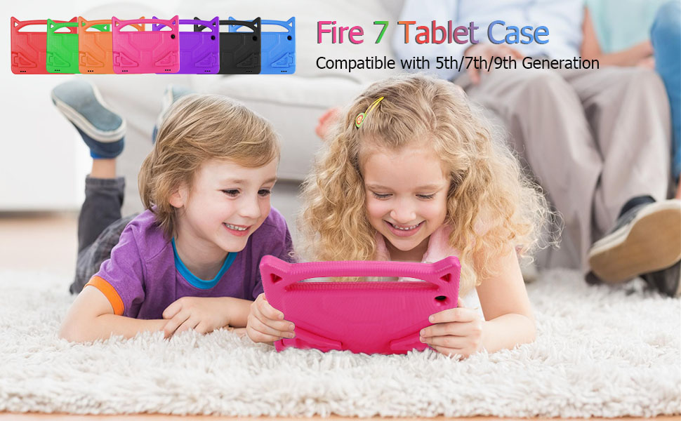 tablet protector and case for 7 inch kids amazon fire tablet case amazon fire amazon fie 7 case