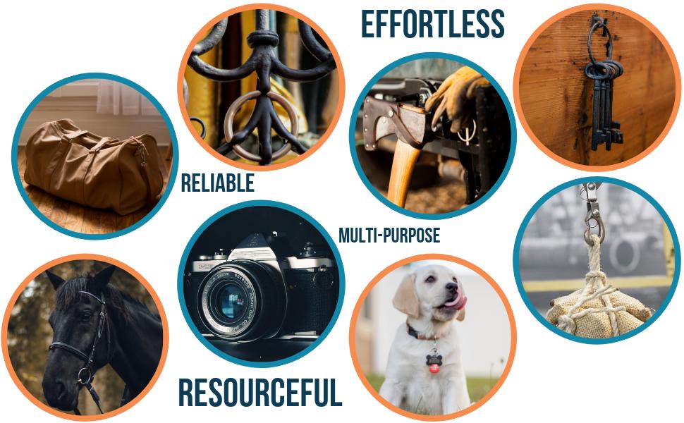 effortless, reliable, resourceful, multi-purpose, o ring, orings, metal, nickel. welded, heavy