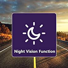 Night Vision backup Camera