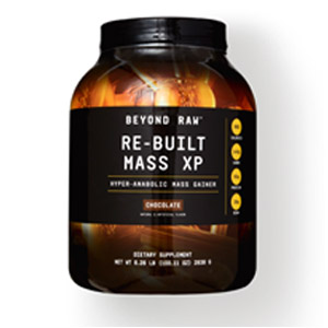 Details of Beyond Raw Re-Built Mass XP - Chocolate