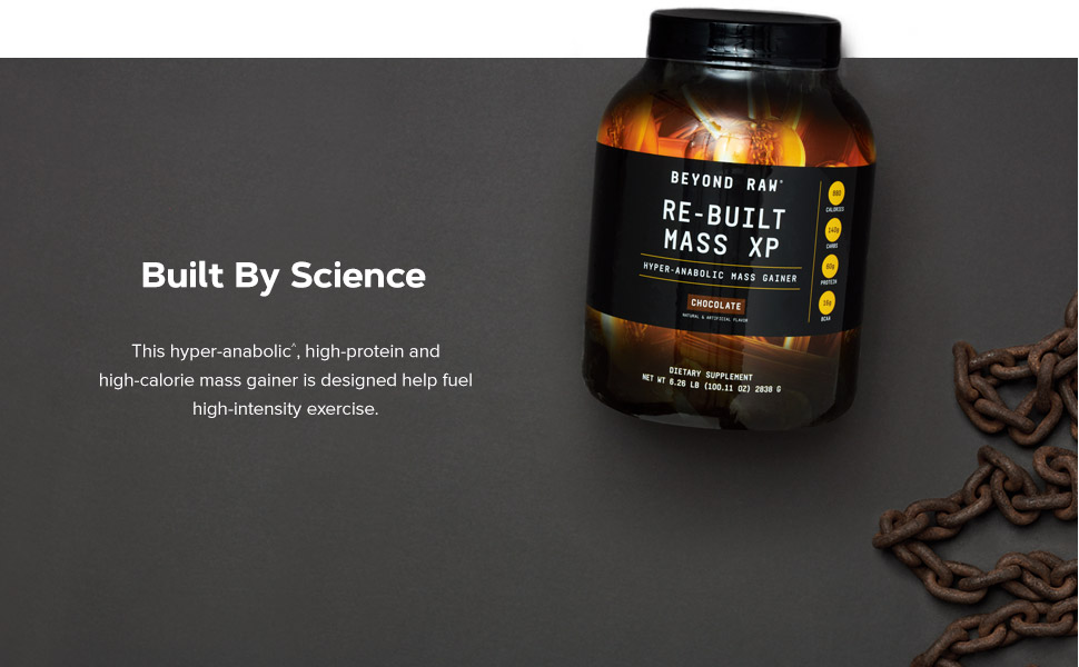 Built By Science