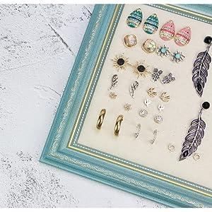 Vintage Jewelry Organizer Frame