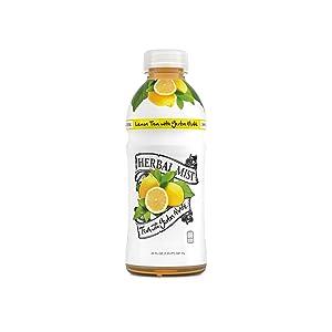 lemon, lemon tea, yerba mate, mate, te mate, ice tea, iced tea, herbal mist, sweet tea, bottled tea