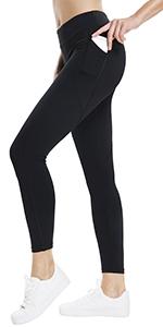 yoga leggings with pockets