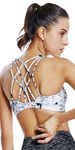 marble sports bra