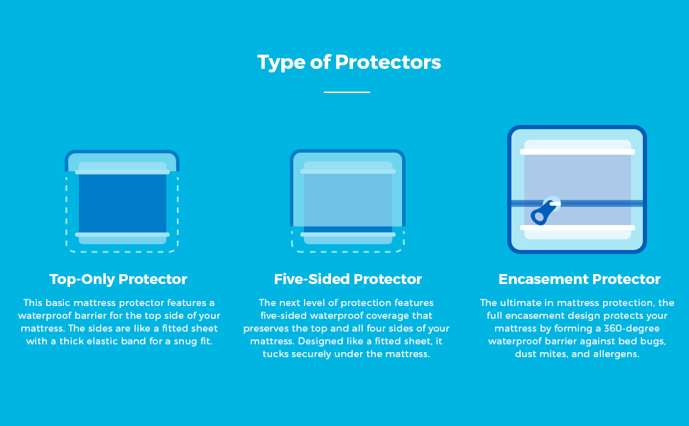 Different Types of Protectors
