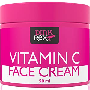 Pink Rex Vitamin C Face Cream