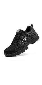Breathable Safety Shoe