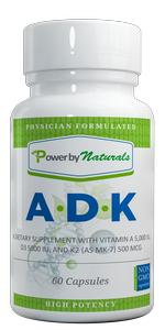 ADK ADK 10 1000 5 5000 supplement a d3 k A-D-K