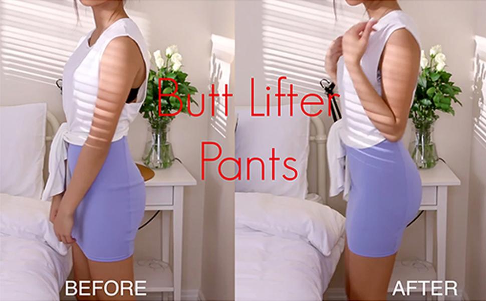butt lifter pants