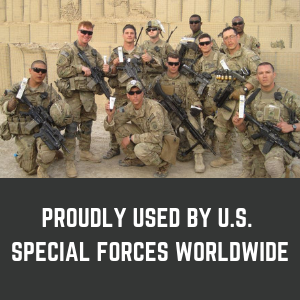 gun oil products are used by us special force world wide