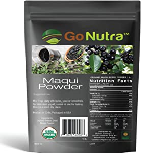 maqui berry powder maqui powder navita naturals berry blue typhoon feel good organic maqui berry
