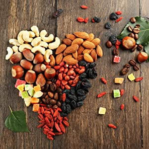 anna sarah dried fruit nut no sugar added organic apricot healthy snack