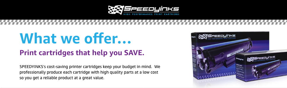 SpeedyInks Ink and Toner