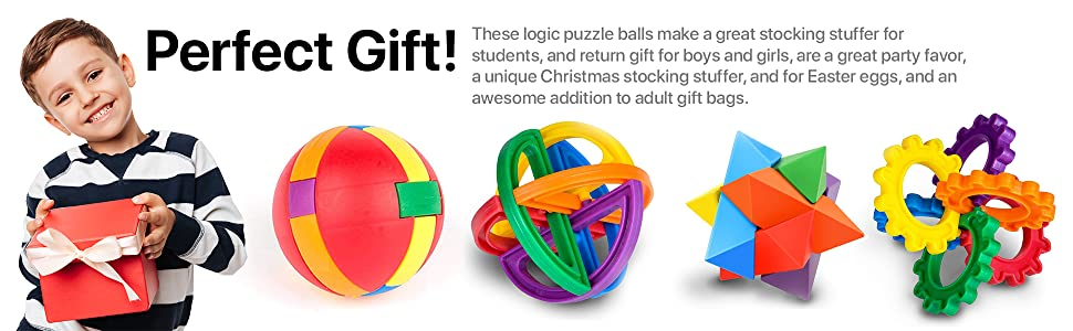 Plastic Puzzle Balls By Kidsco