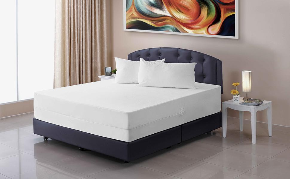 joluzzy mattress encasement