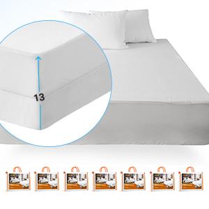 mattress cover sizes