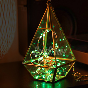 Flexible Silver Wire String Lights