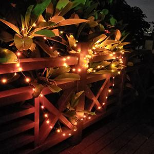 Outdoor Activities Starry Fairy Lights