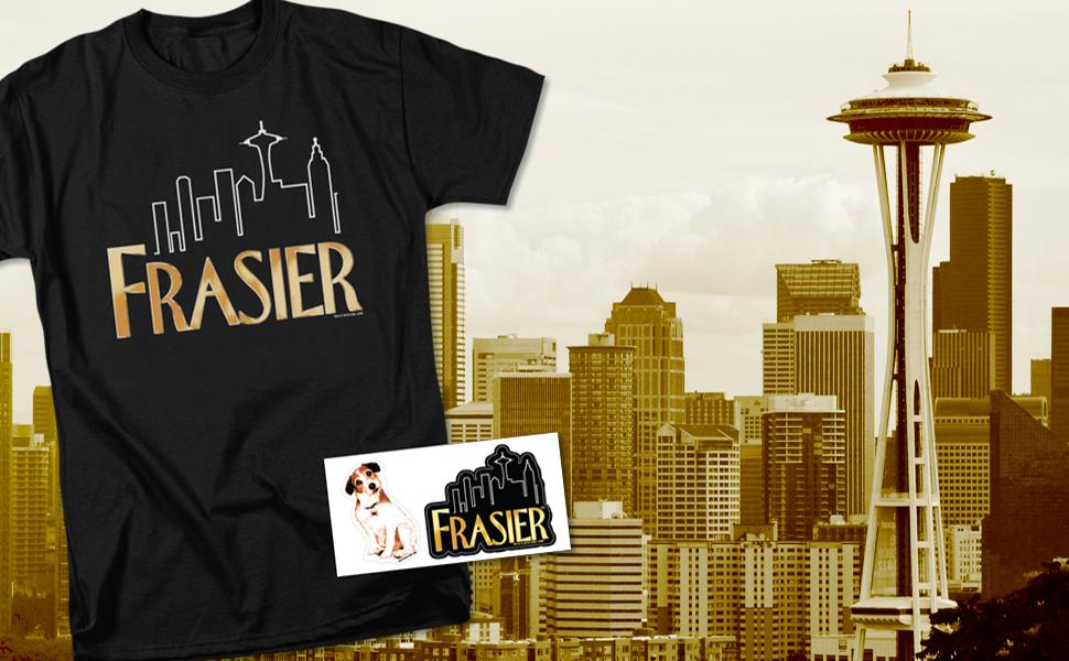 Fraiser T shirt, Fraiser shirt, Fraiser Tshirt, Fraiser Sticker