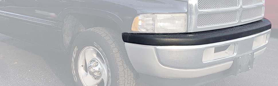 Front Upper Bumper For 1994-2002 Dodge Ram