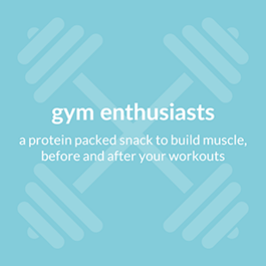 Protein packed snacks to build muscle after workouts