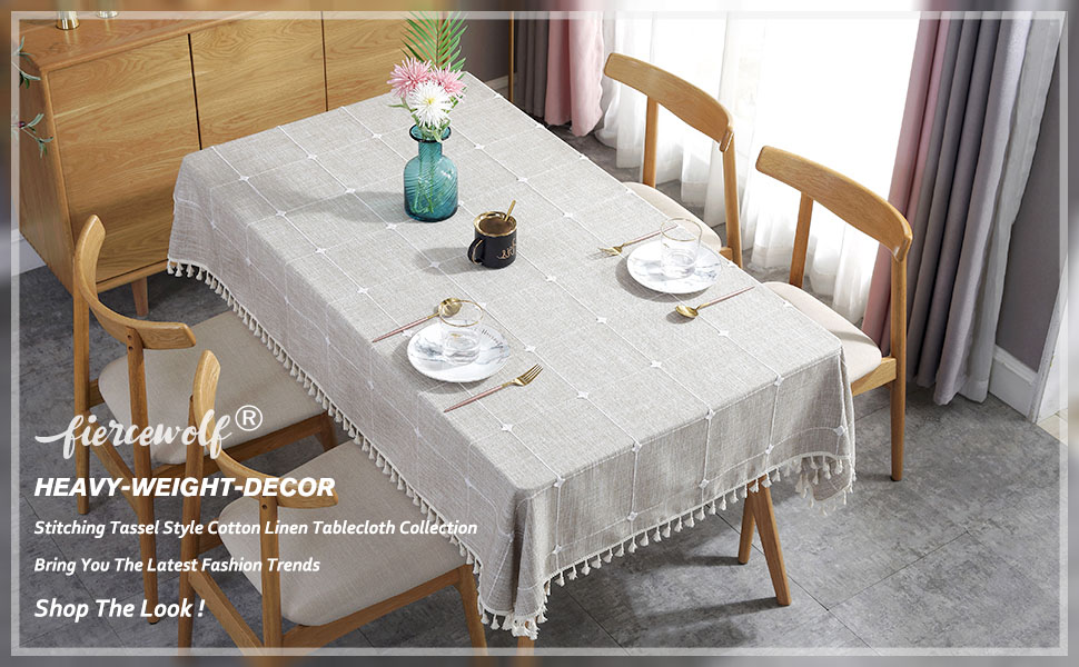 banner-2118-dinning table cloths