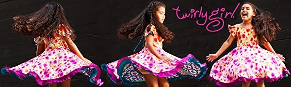 twirly girl, twirlygirl, cute dresses for girls, girls party dress, twirl dress, kids dress