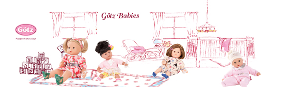goetz gotz baby dolls play time