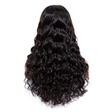 human hair wigs lace front wigs baby hair pre plucked