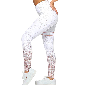 white yoga pants for women