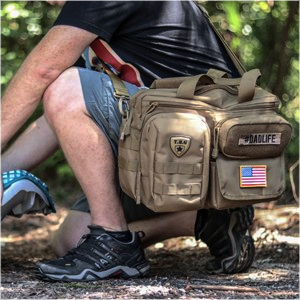 Tactical Baby Gear Men's Diaper Bag