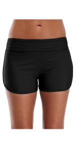women swi shorts swim bottoms