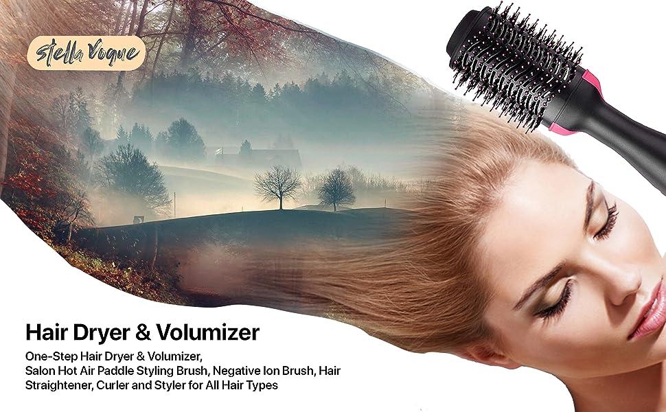hair dryer an volumizer