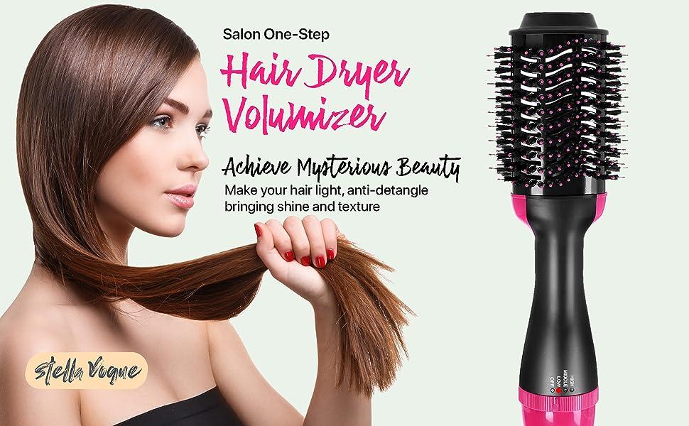One step hair driyer