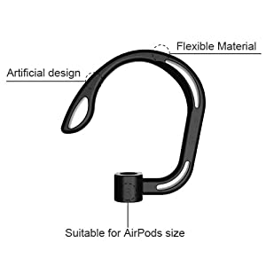 IFCASE earhook for airpods 1 / 2