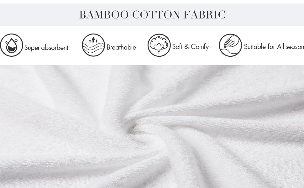 bamboo cotton