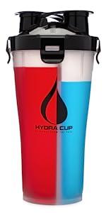 Shaker Bottle, Shaker Cup, Dual Shaker, Best Shaker Cup, Blender Bottle