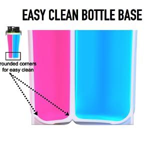 preworkout shaker bottle cup protein blender bottle