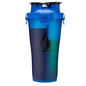 Shaker Bottle Shaker Cup Blender Bottle Dual Shaker Hydracup