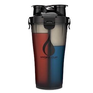 Shaker Bottle Dual Shaker Cup