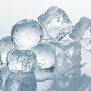 circle square ice cube