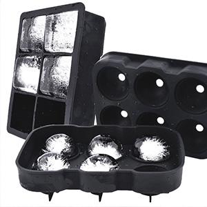 sillicone ice cube tray