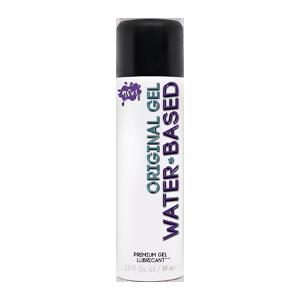 wet original water based lube 3 oz